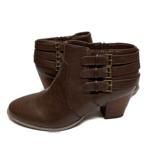 Canyon River Blues boots ankle booties shoes 9.5